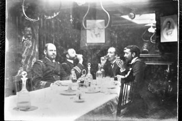1900, Ναύαρχος Μιαούλης, Ελληνικό Πολεμικό Ναυτικό, Παύλος Κουντουριώτης, Ατλαντικός ωκεανός, Μεσόγειος Θάλασσα
