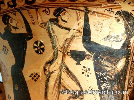 «Ελευσίνα, Αττική, Πολύφημος, Κύκλωπας, Οδυσσέας, Καζαντζάκης, Μουσείο Ελευσίνας»