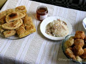 Παραδοσιακή κουζίνα, Χωριό Βυθός, Πεντάλοφος, Πίνδος