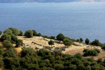 Ραμνούντας, Μαραθώνας, Αττική, Στύρα, Εύβοια
