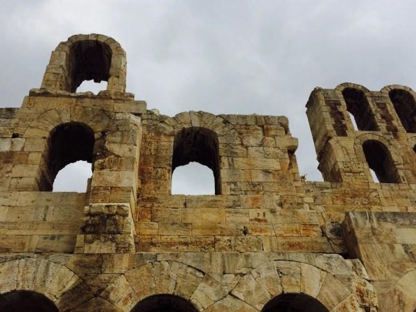 Irodion Theater Greece