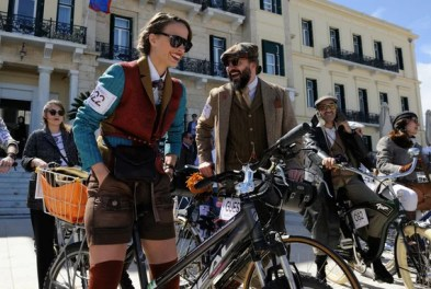Spetses Tweed Run