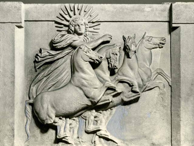 Learn Greek words: Greek sun god