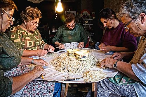 Cultivation and production of mastics Chiou - Greece on UNESCO's List of Intangible Cultural Heritage