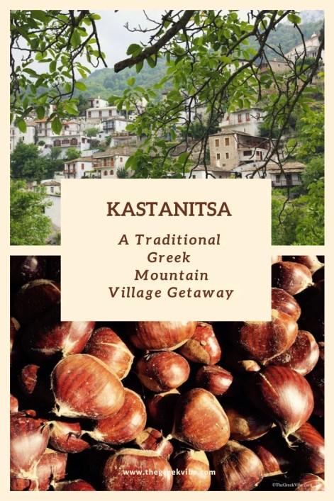 Kastanitsa, Greece
