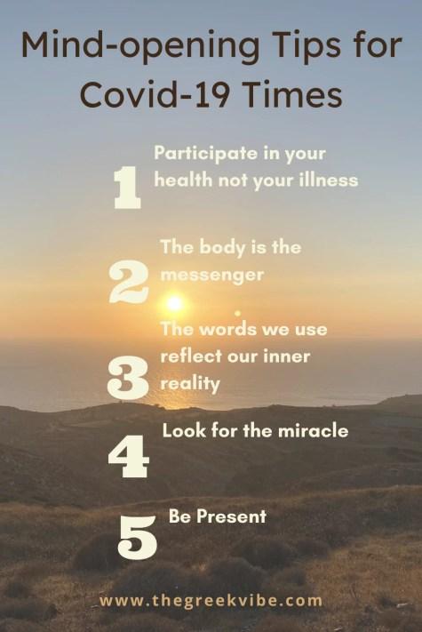 Covid19 wellness tips