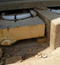 insulating a timber floor [ 1024 x 768 Pixel ]
