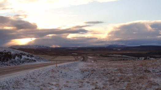 Road trip in stunning Iceland