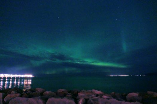Northern Lights -photo by Rizza Mae Sorino