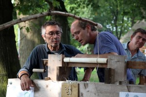 Workshop Vers Hout Bewerken met Daan de Leeuw - The Green Circle - Workshops in de Natuur