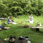 Workshop mei 2016 Manden Vlechten The Green Circle - Workshops in de Natuur