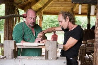 Oerkracht weekworkshop Vers Hout bewerken - thegreencircle - het ambacht van nu