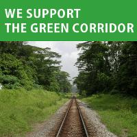 Support The Green Corridor