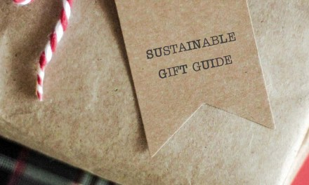 The Ultimate Sustainable Gift Guide 2018 Edition