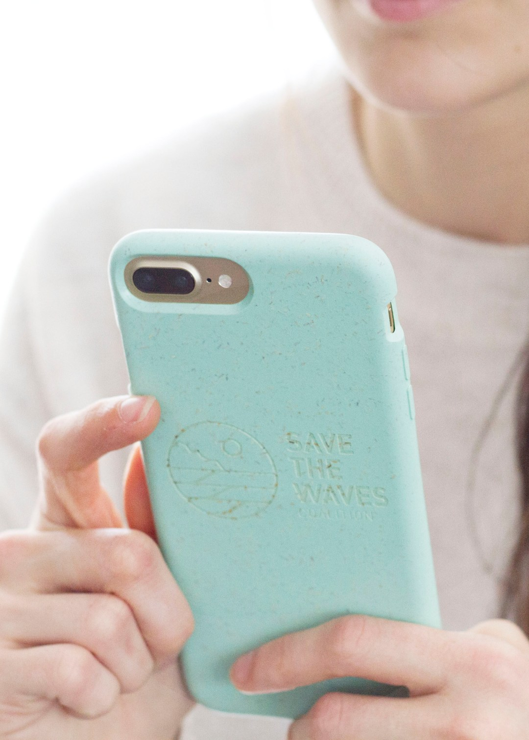 low priced 7b20e f83c6 The Compostable Cell Phone Case By Pela - The Greener Girl