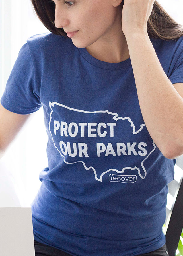 Recover Brands - Protect Our Parks Tee
