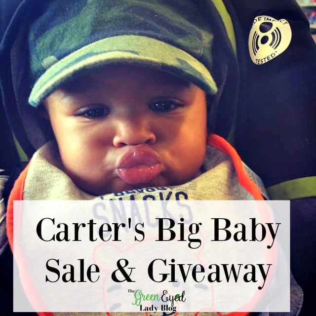 Make Your Way to Carter's Big Baby Sale...
