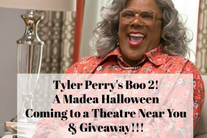 Tyler Perry's Boo 2! A Madea Halloween Coming to a Theatre Near You & Giveaway!!!