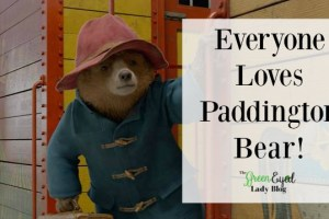 Everyone Loves Paddington Bear! Coming to a Theatre Near You 01/12