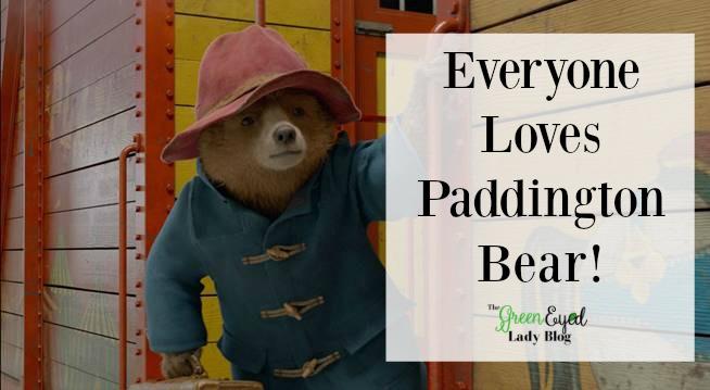 Everyone Loves Paddington Bear! Coming to a Theatre Near You 01/12