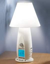 Alarm Clock Lamp