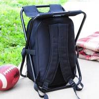 Backpack Cooler Chair - The Green Head
