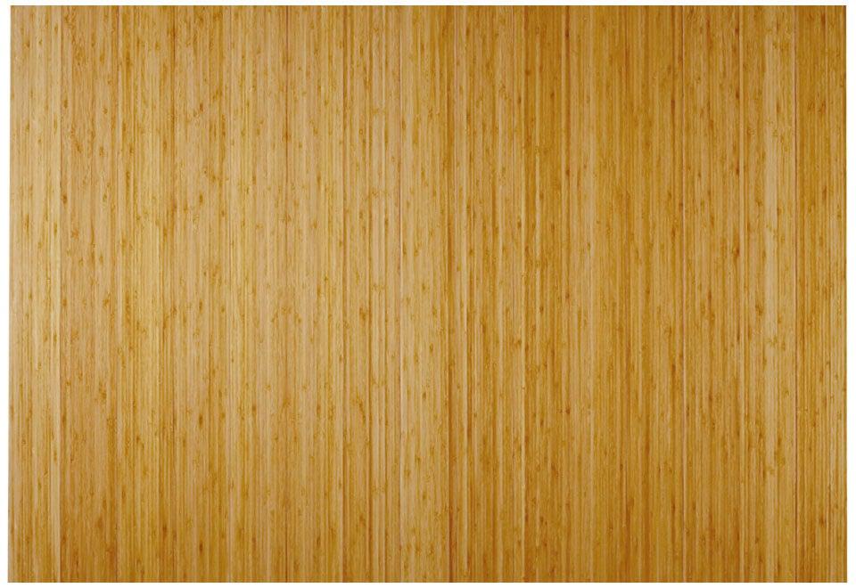 Bamboo Roll Up Office Mat