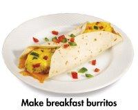 Breakfast Burrito Maker - The Green Head