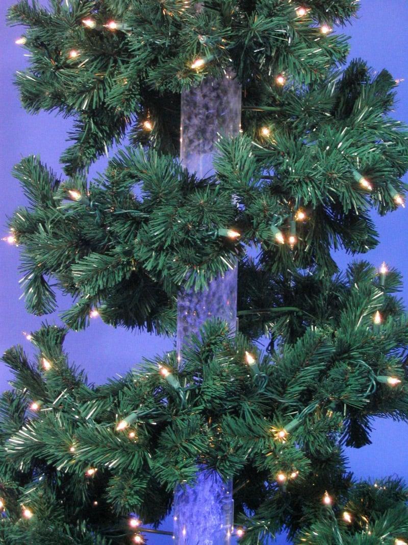 Bubbling Christmas Tree  The Green Head
