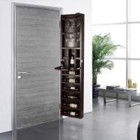 Cabidor - Behind the Door Wine Storage Cabinet - The Green ...