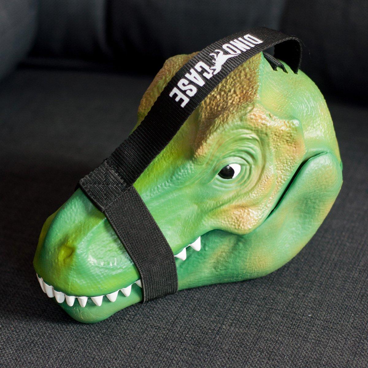 Dino Case T Rex Lunch Box Storage Case