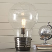 Edison Table Lamp - The Green Head