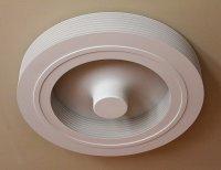 Exhale Fan - World's First Bladeless Ceiling Fan! - The ...