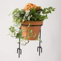 Flower Pot Holder Garden Edging - The Green Head
