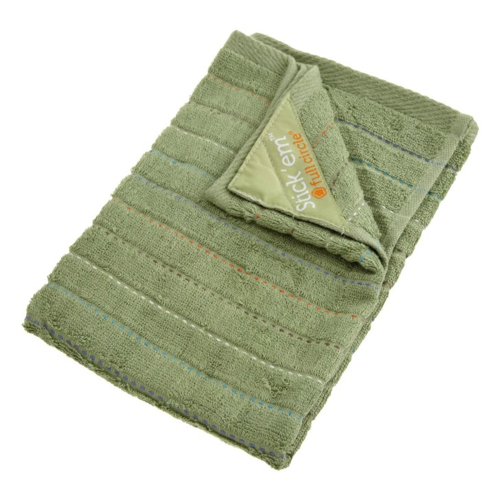 Magnetic Kitchen Towels Green Head