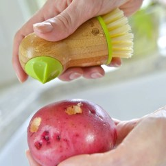 Full Circle Kitchen Brush Sink Spray Head Replacement Tater Mate Potato With Eye Remover