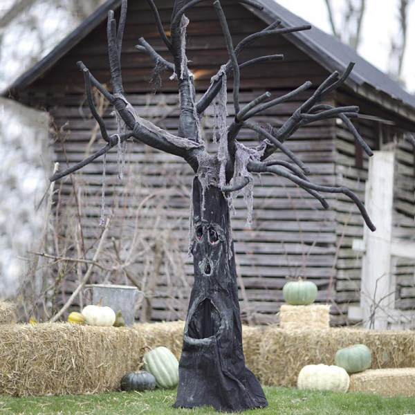 Giant Motion-activated Spooky Tree With Halloween Sounds