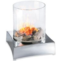 Tabletop GlassFire Smokeless Fireplace - The Green Head