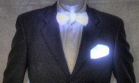 Glowing Bow Ties and Pocket Squares