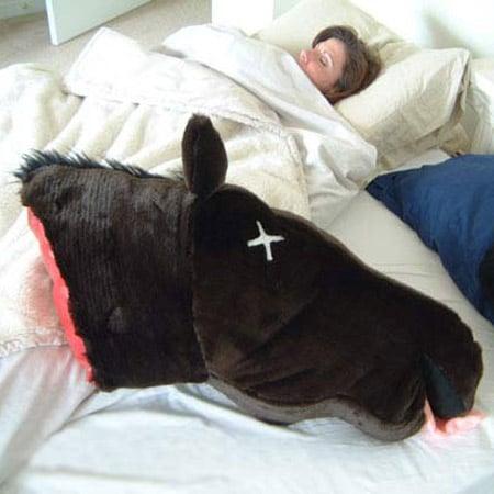 Godfather Horse Head Pillow