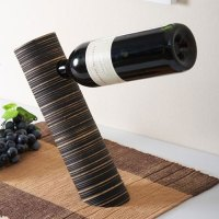 Gravity Wine Holder - The Green Head