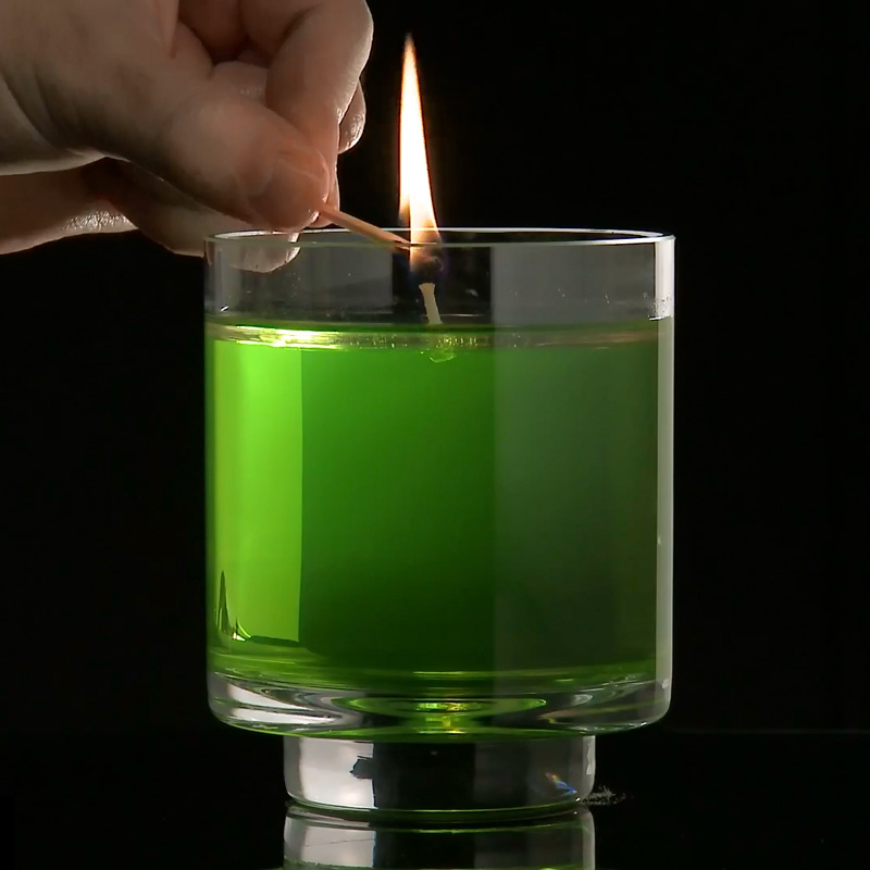 H2O Water Candle Kit  The Green Head