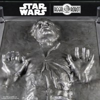 Han Solo Frozen In Carbonite Coffee Table - The Green Head