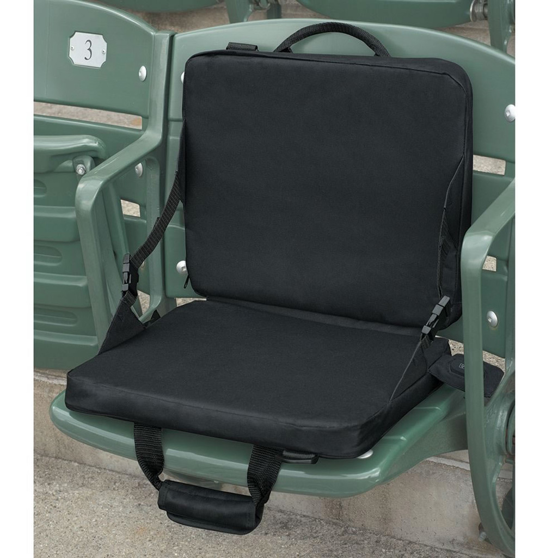 Heated and Massaging Stadium Seat Cushion