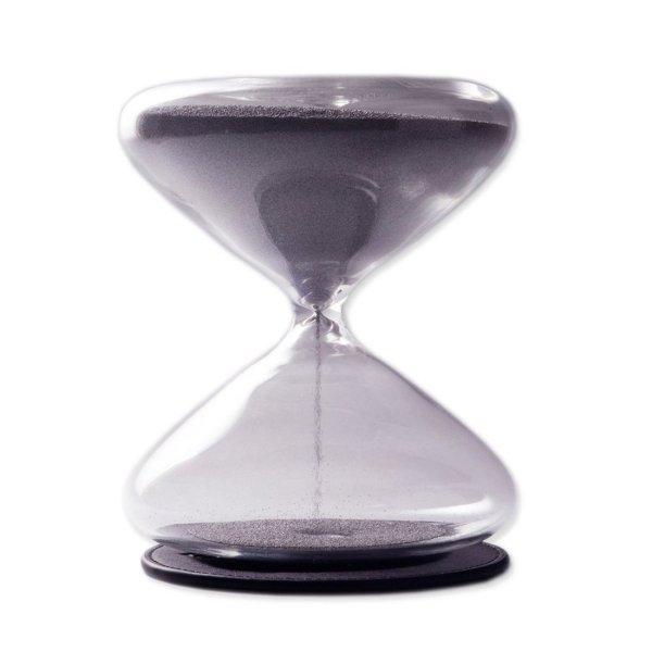 Ikepod Steel Nanoball Timer Hourglass - Green Head