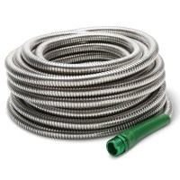 Indestructible Stainless Steel Garden Hose - The Green Head