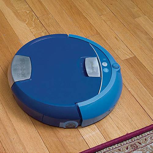 iRobot Scooba  Floor Washing Robot  The Green Head