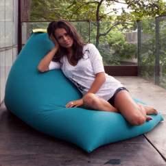 Jaxx Bean Bag Chair Best Feeding For Infants Twist - Indoor / Outdoor Beanbag The Green Head
