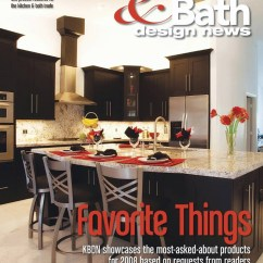 Kitchen Magazines Rustic Wood Table Free Bath Design News Magazine