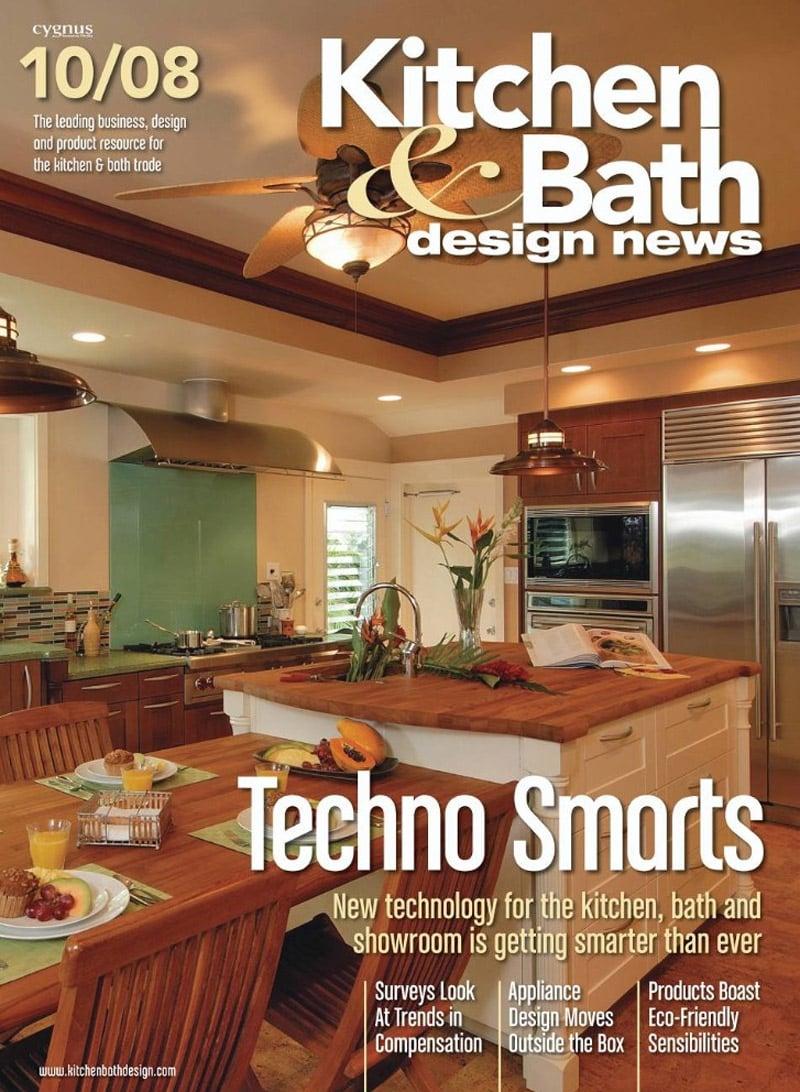 FREE  Kitchen  Bath Design News Magazine  The Green Head
